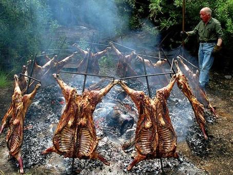 La Patagonia y la comida