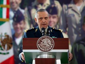 """""""Decepcionado"""" por caso Cienfuegos, Gobierno de EUA acusa a México de violar tratado"""