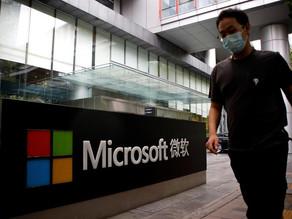 Teams y otros servicios de Microsoft se caen en todo el mundo