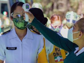 México inicia 2021 con más de 11 mil contagios y 700 nuevas muertes por covid
