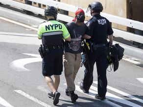 Manifestación de Black Lives Matter en Nueva York acaba con 11 arrestos