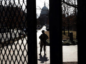 """El hombre que intentó entrar en Washington con 500 balas dice que """"se perdió"""""""