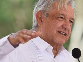 """López Obrador dice, """"México no puede dedicarse solo a la pandemia"""""""