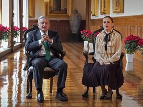 En mensaje previo a Nochebuena, López Obrador pide a México mantener la fe