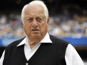 Tommy Lasorda, ícono de los Dodgers, muere a los 93 años