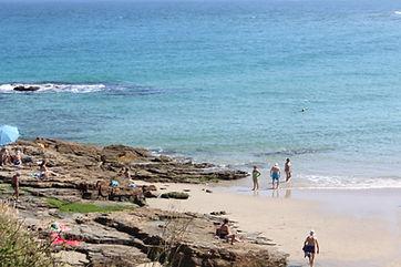 Playas Barreiros. Playa Las catedrales