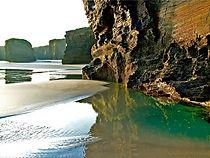 Ribadeo, Playa Las Catedrales