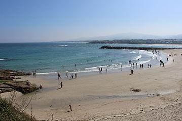Playas Las Catedrales, Costa Reinante Spa