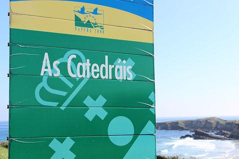 Playa las Catedrales. Barreiros