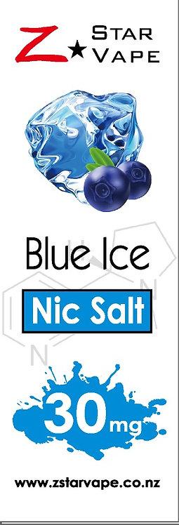 NicSalt | Blue Ice Flavours by ZstarVape