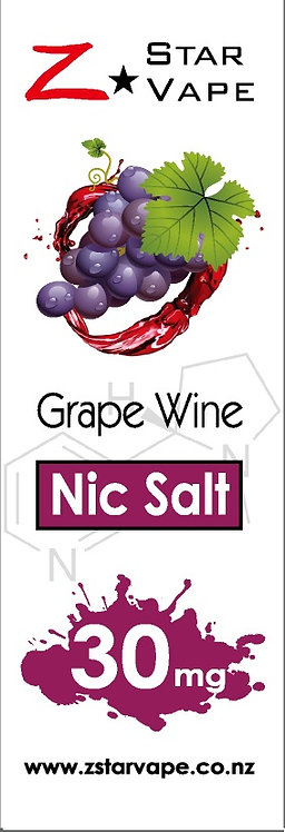 NicSalt | Grape Wine by ZstarVape