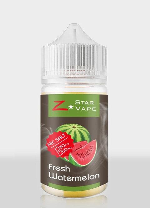 NicSalt | Fresh watermelon 30ML by ZstarVape