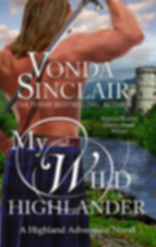 My Notorious Highlander by Vonda Sinclair
