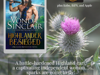 Highlander Besieged - Out Now!