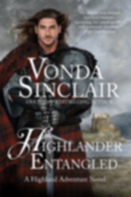 Highlander Entangled by Vonda Sinclair