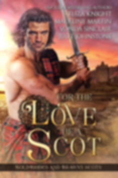 For The Love of a Scot