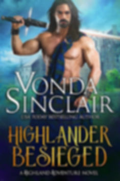 Highlander Besieged_Vonda Sinclair