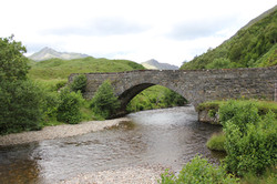 Bridge at Glen Shiel