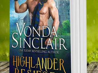 Highlander Besieged in Print!