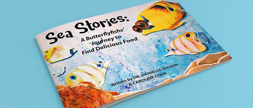 A Butterflysishes' Journey to Find Delicious Food