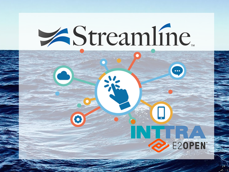 Streamline ERP Integrates with INTTRA by E2open to offer seamless, real-time supply chain management