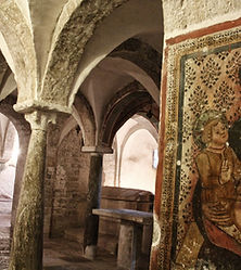 basilica san ponziano cripta Spoleto
