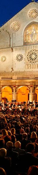 Basilica spoleto - Festival dei due mondi
