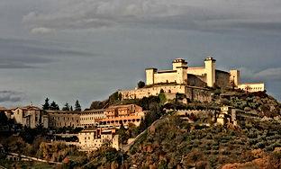 Rocca spoleto
