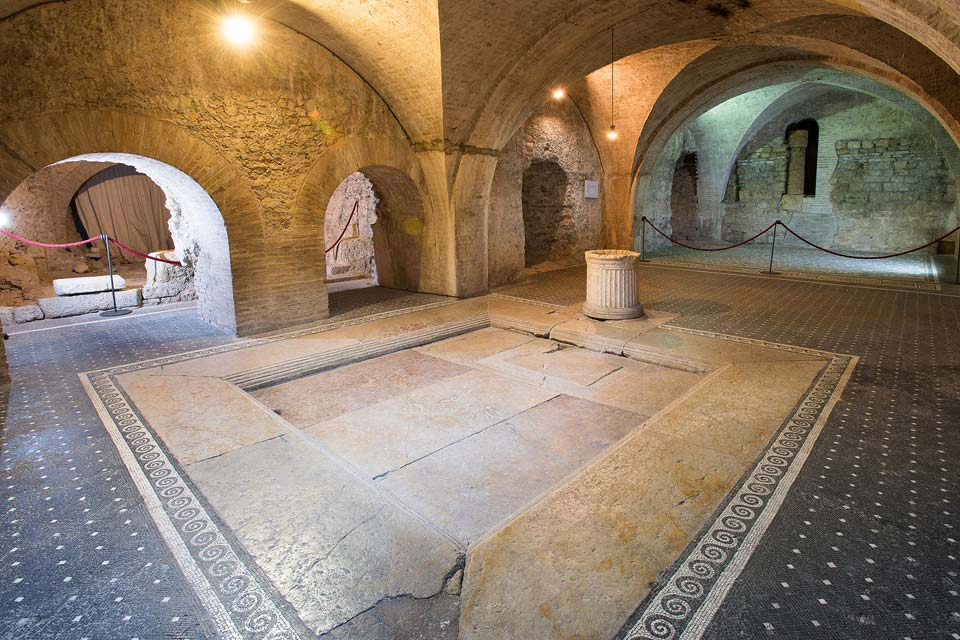 Spoleto-domus-romana