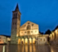 Basilica spoleto