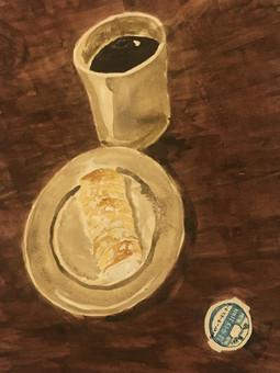 Coffee, Creamhorn & Creamer
