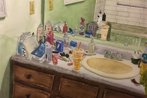 Chick's Bathroom