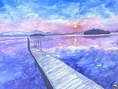 Nokomis Ski Dock