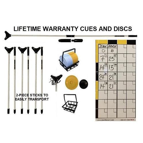 Lifetime Warranty set