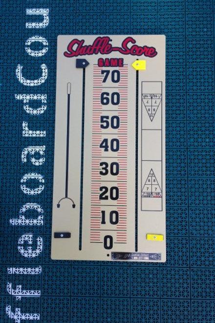 Aluminum Scoreboard