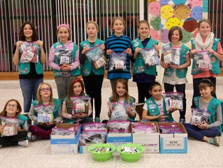 TY to GS Troop 1431!