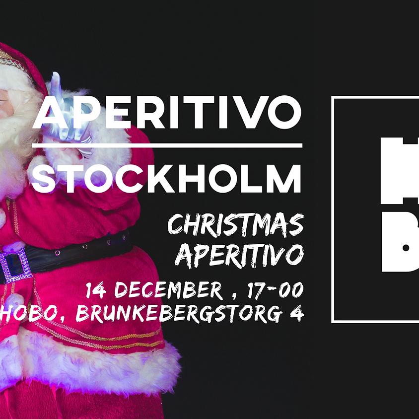 Aperitivo Stockholm at HOBO - Christmas Aperitivo