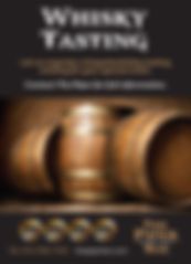 Generic Whisky Tasting Poster.png