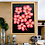 Thumbnail: Pink Flowers with Black Background