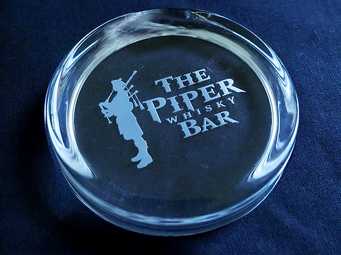 Branded Glass Paper Weight