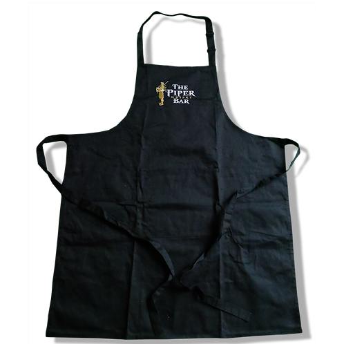 Branded Apron with pocket