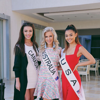 Miss Intercontinental Australia, Canada and USA