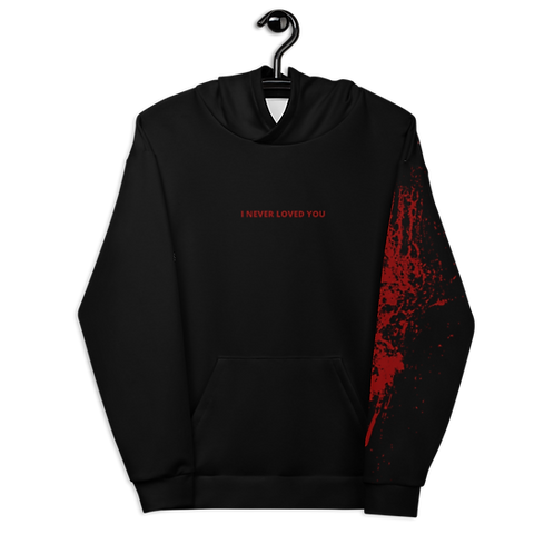 """BRED """"OPEN WOUND"""" HOODIE"""
