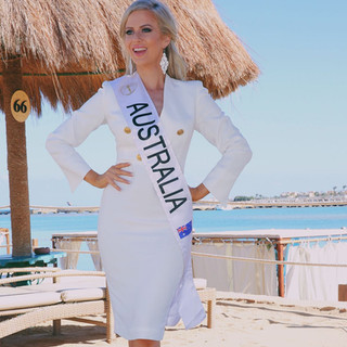 Miss Intercontinental Australia - Charlotte Allison-Bruce