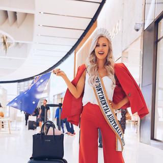 Miss Intercontinental Australia - Charlotte Allison-Bruce