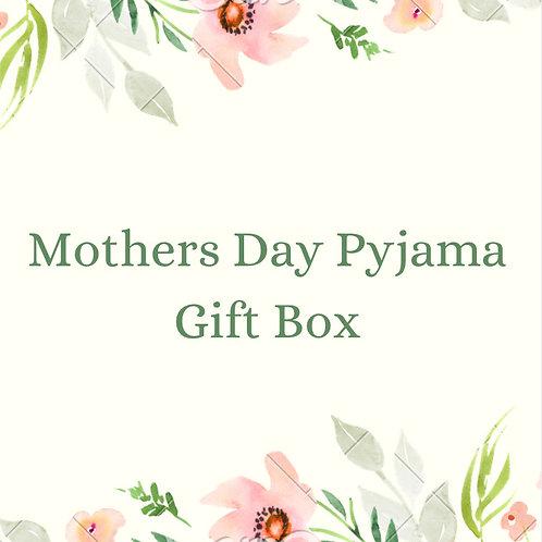 Mothers Day Pyjama Gift Box