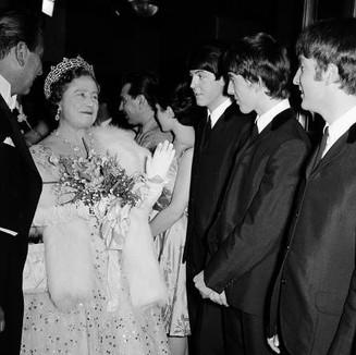 The Beatles, Nov. 4, 1963