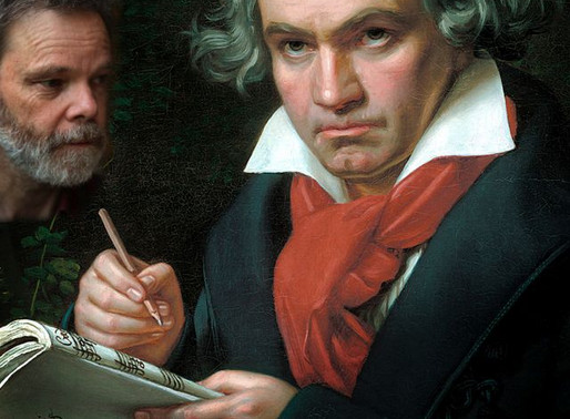 Beethoven Klavierkonzert mit Lesung mit dem Kulturkreis Visbek