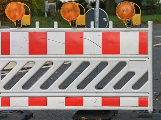 Rechterfelder Straße wird in Höhe des Scharenbach für Gehölzarbeiten zeitweise voll gesperrt