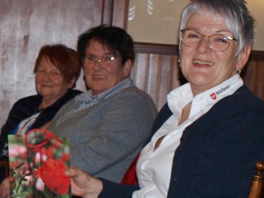 Beim Café Malta ist Petra Blome mit Freude dabei
